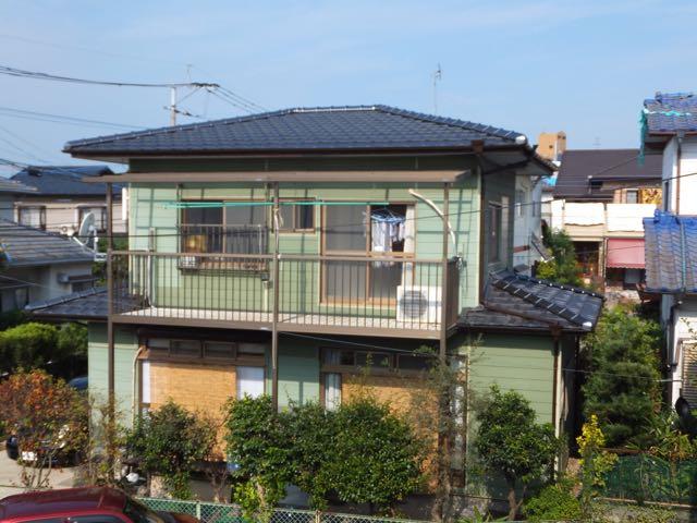 熊本地震で被害を受けた屋根瓦・雨樋を施工させていただきました