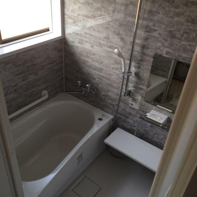 在来工法浴室からユニットバスへ(地震被害からのリフォーム)