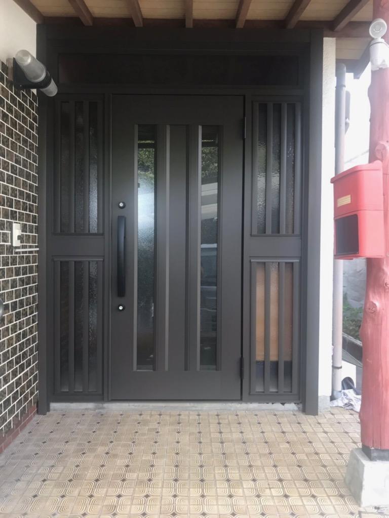 LIXILのリシェントドア
